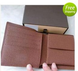 Wholesale Promotion new mens leather top Wallet Men Brand Coin Wallet Small Clutches Men s Purse Coin Pouch Short Men Wallet