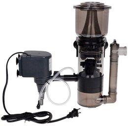 Wholesale 150 Gal Aquarium Protein Skimmer GPH Marine Water Tank Pump Filter Powerhead