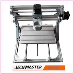 Wholesale 2016 New GRBL CNC machine Axis Pcb Milling cnc Machine Diy Wood Carving Mini Engraving Pvc Mill Engraver
