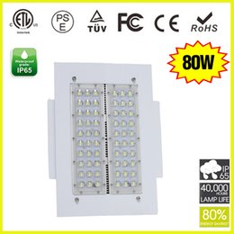 Wholesale Gas station led canopy light W AC100 V Parking Light Lm LED Canopy Retrofit Light for Gas station Light floodlight