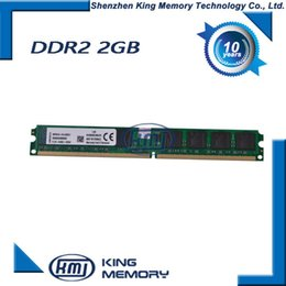 Wholesale Cheap price Full capacity ddr2 gb v ram mhz compatible for AMD motherboards ram memory module