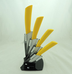 Good Selling Ceramic Kitchen Knives Set with Low Price As Seen on Web shop High Quality Ceramic Knives Kits