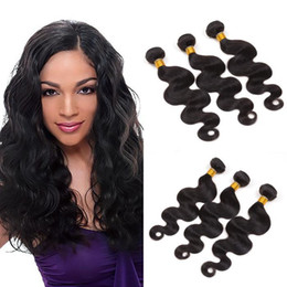 Biggest discount Hair Products In Dunhuang 4Pcs Per Lot 8A Peruvian Hair Body Wave Cheap Human Hair Weave Peruvian Body Wave 4 Bundles