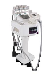 New 40KHz RF vacuum blue light head ultrasonic liposuction Cavitation RF Multipolar Radio Frequency BIO lifting slimming Machine