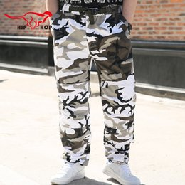 Wholesale 2016 Fashion Camouflage Cargo Pants Men Tactical Pants Casual Baggy open air Army Military Trousers Pantalon Homme XL XL