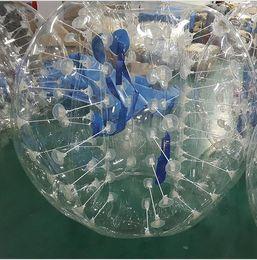 Dia 1m PVC inflatable human hamster ball, bubble football, soccer zorb ball, zorbing bumper ball, bubble bumpers ball free shiping