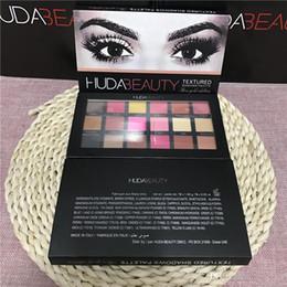 Wholesale Makeup Huda Beauty eyeshadow palette colors eye shadow shimmer smoky revolution huda eyeshadow high quality DHL free