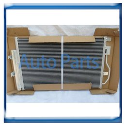 Auto ac condenser for Chevrolet Aveo 96943762 08005048
