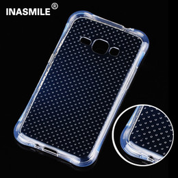 Wholesale Airbags Case Soft TPU Crystal Clear Cases Silicone Cover Transparent Jelly Shell For iphone s plus S Samsung s7 edge s6 Note