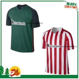 Wholesale Top thai Quality Bilbao Men Jersey MUNIAIN Red shirt Athletic Bilbao Soccer Jersey Men s Football Shirt