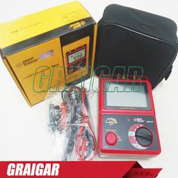 Wholesale Smart Sensor AR907A V Digital Insulation Meter Tester Megger MegOhm