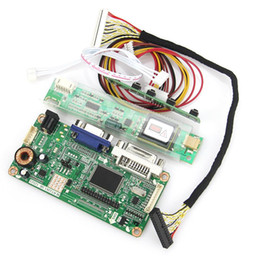 Wholesale For LP154WX4 TLCB VGA DVI M RT2261 LCD LED Controller Driver Board x800 LVDS Monitor Reuse Laptop