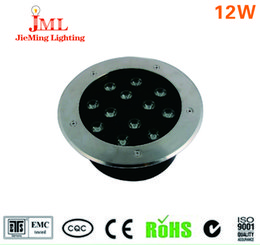 12W underground lamp in ground light made in china outdoor lighting 304 stainless steel waterproof LED lights