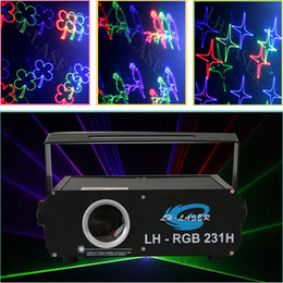 ILDA 1w rgb laser light , 1 watt RGB laser projector, 1000mw full color laser lighting for dj disco club Christmas