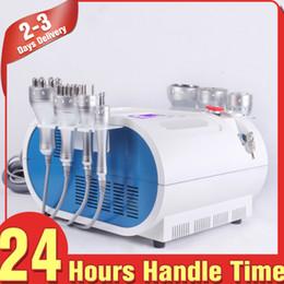 40K Ultrasonic Cavitation Vacuum Body Shaping Tripolar RF Multipolar Bio Photon Face Lifting Massager Slimming Machine