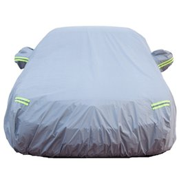 Car Covers Thickening and cotton car clothing waterproof sunscreen car covers Full Car Covers