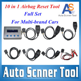 Wholesale Professional New in Mileage Correction Service Light Airbag Reset Air Bag Resetter Car Diagnostic Tool for Multi bands