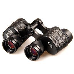 Hd militar en Línea-COMET 6x24 completamente Multi-revestida HD ocular de enfoque Porro prismáticos militares óptico para el recorrido de aves de deporte que ven W2320A
