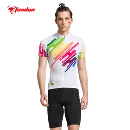Men's Cycling Jersey Sets Mountain Bikes Clothes Cycling Clothing Jerseys Short Sleeve Cycling Shorts