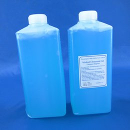 Wholesale Hypoallergenic warter soluble for A B Mode Medical Ultrasound gel bottle L