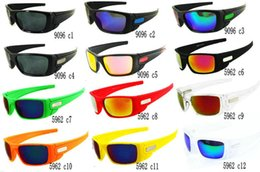 100% NEW SUMMER POPULAR SUNGLASS MEN'S FUEL CELL SUNGLASSES OUTDOOR SPORT GOOGEL GLASSES 10 COLORS FREE SHIPPING.