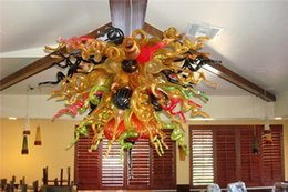 LR953-Top Quality Livingroom Decorative Fancy Lighting ,Popular Murano Glass Chandelier for Sale with High Quality Lighting Fixture