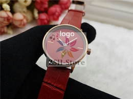 Wholesale Brand automatic men s women s watches of the famous luxury brand Luxury alligator strap Creative Import movement Vacuum plating watches