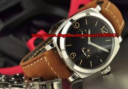 New fashion classic retro luxury noble precision automatic import machine independent running second through the back belt men's Watch