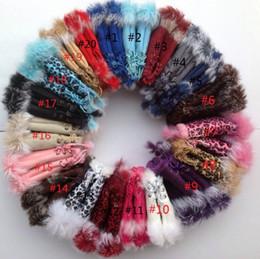 Hot Sale 2017 Wholesale lady's winter fingerless rabbit fur gloves,hand wrist keyboard glove, 20 colors mitten