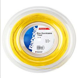 2017 new brand Freeshipping 2016 Good Quality Pro Hurricane Reel Tennis String Quality Printing Same To Original String Head Tennis Strings