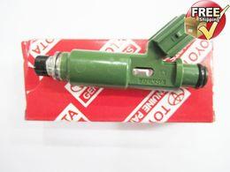 Wholesale ORIGINALfor TOYOTA Corolla Celica Matrix Fuel Injectors NOZZLE D040 D040