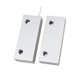 Safearmed® OC-52 Wired Door Window Sensor Security Alarm Door Window Contacts Magnetic Switch