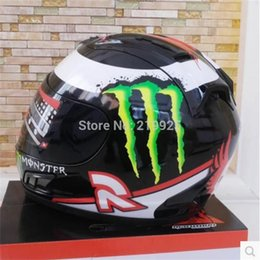 Wholesale 2015 new imitation MALUSHUN HJC motorcycle helmet full four seasons ghost racing helmet men and women