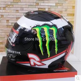 Wholesale 2015 new imitation MALUSHUN HJC motorcycle helmet full four seasons ghost racing helmet men and women