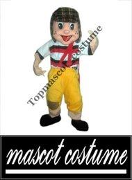 Wholesale real picture high quality El chavo del ocho Mascot Costume Custom Fancy Costume Anime Kits Mascotte Theme Fancy Dress Carnival Costum