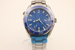 watch men hand wind watch Skyfall titanium Planet Ocean James bond automatic movement watches men dress wristwatches