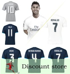 Wholesale Customizable Jersey Real Madrid home court Benzema Jersey No C Luo Man Baer football wear short sleeved shirts