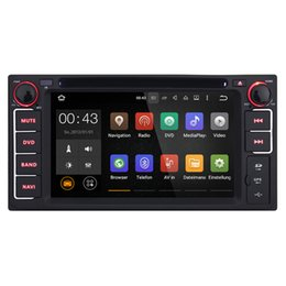 Wholesale Joyous Quad Core Android Car DVD player GPS Navigation G Wifi Head Unit Audio For Toyota Camry Corolla Avensis RAV4 Yaris Prius