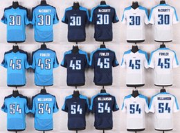 Wholesale 2016 Elite Mens Jerseys Jason McCourty Fowler Avery Williamson Stitched Jerseys Free Drep Shipping