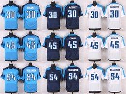 Wholesale 2016 Elite Mens Jerseys Jason McCourty Fowler Avery Williamson Stitched Jerseys Free Drep Shipping