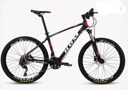 Wholesale 2016 Carbon fiber mountain bike inch ultra light speed oil brake men and women variable speed bicycle mountain bike