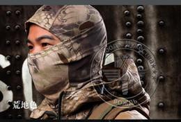 Hot sale style Bestfor4you Sports & Outdoors dustproof Rattlesnake camouflage warm tactics scarf windproof PYTHON tactics headgear mask