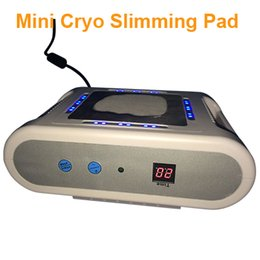 Wholesale Mini Cryo Sliiming Criolipolisis Weight Loss Pad Fat Freezing Coolshape Body Shaping Belt Newest Type Distributors Wanted
