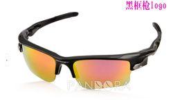 New Arrival 9 Frame Colors Custom 9156 3 lens Sport Designer Sunglasses For men women, Hot Sale FAST jack