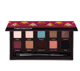 Wholesale In Stock Ana Tamanna Palette Maya Mia Eye Shadow Colors Eyeshadow Highlighter With Brush Hot