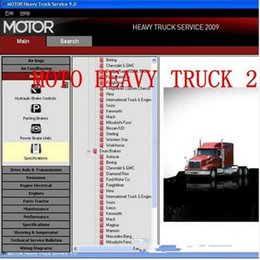Wholesale MOTO heavy truck service manuals similar as mitchell heavy truck repaire software motor auto new