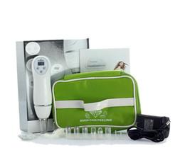 Diamond Micro Dermabrasion Skin Peeling Beauty Machine Vacuum Removal Blackhead Acne Remove Face Cleaning Facial Care Equipment Home Salon