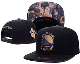 Wholesale Fashion new Style Sport MVP Curry Brand High quality Golden State Snapback Caps Hip Hop Men Women Baseball Hat