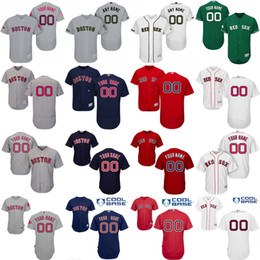 custom 34 David Ortiz 45 Martinez 11 Rafael Devers 15 Pedroia 50 Mookie Betts Bogaerts Jersey , Men's Boston Red Sox Flexbase Collection