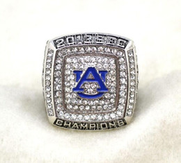 Wholesale Sports rings Replica Auburn Tigers NCAAF SEC BCS National Championship ring Mason for man